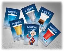 BORBONE - Bustine - Pomilia Zuccheri GDO & Torrefattori