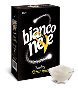 Astuccio Extra fine 1 kg Bianconeve
